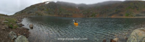 DIY Packraft Alpine Paddling
