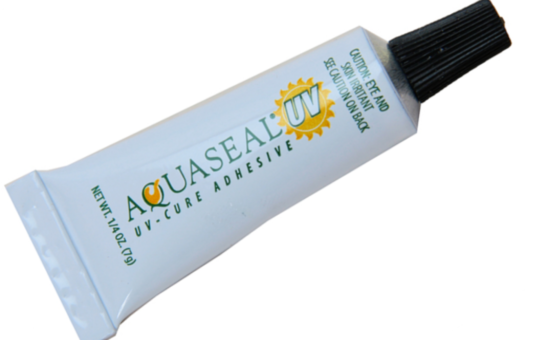 "Instant cure ""Aquaseal UV"" added to the Shop"
