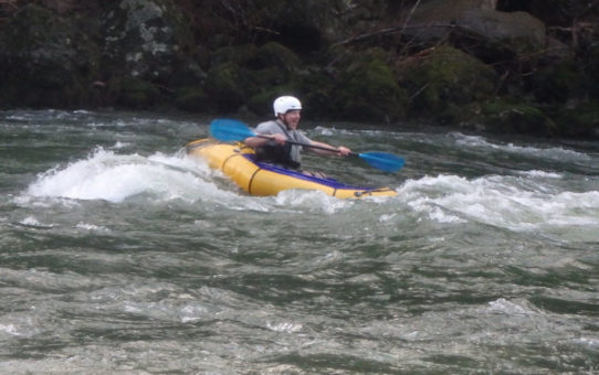 "Whitewater Fittings, a Packraft ""Trailer,"" and More"